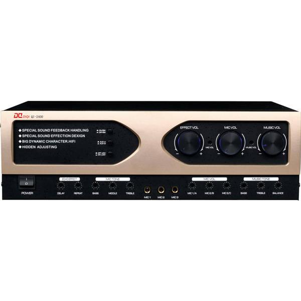 400W多功能专业功放 QI-2400