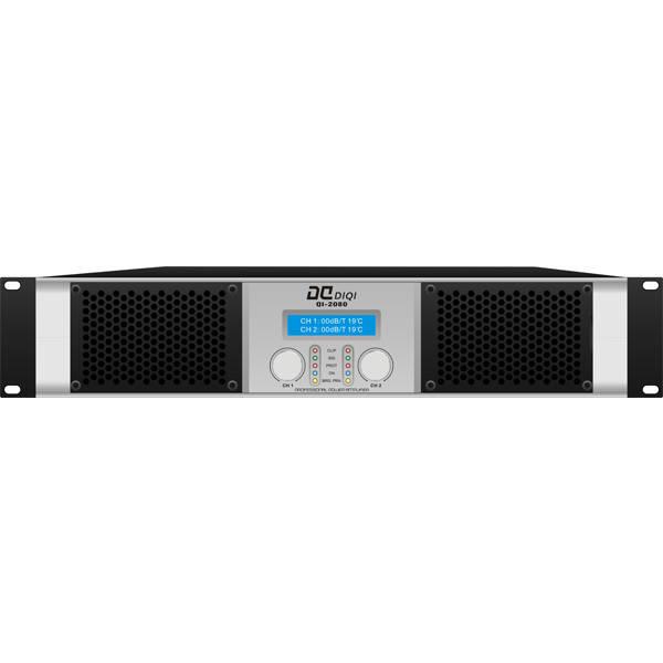 800W两通道专业功放 QI-2080
