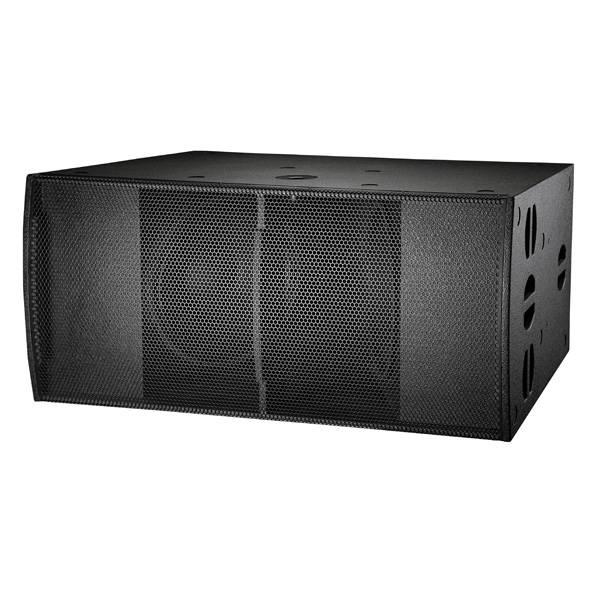 前加载式超低音箱 QI-218