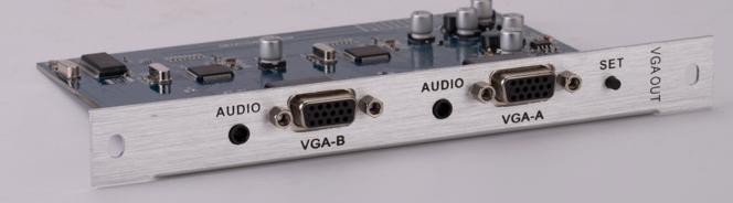 2路VGA输出卡 QI-1015