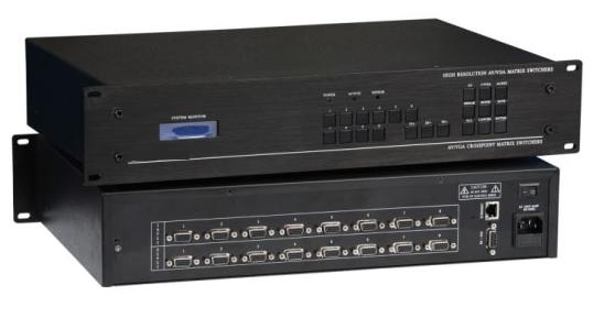 VGA矩阵 QI-1010