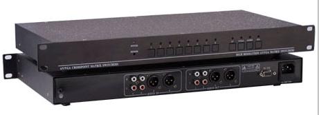 可编程音量控制器 QI-1006