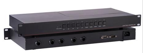 可编程 4路调光器 QI-1005