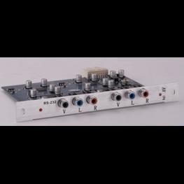 2路AV 输出卡 QI-1021