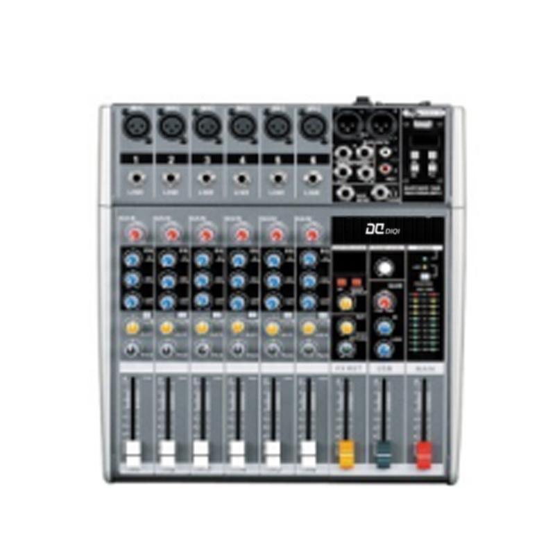 QI-6600 6路调音台