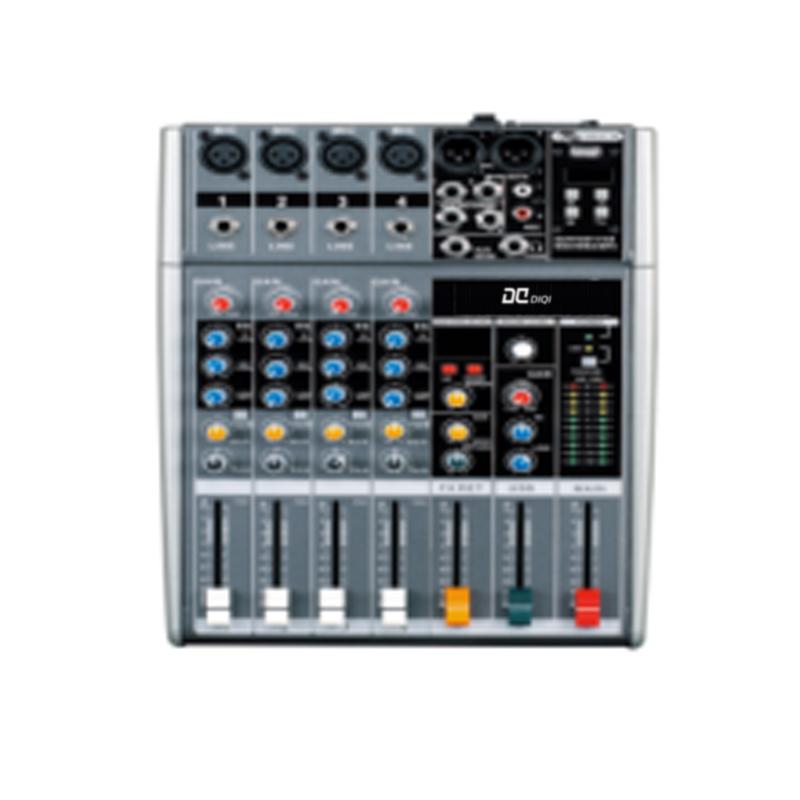 QI-6400K 4路调音台
