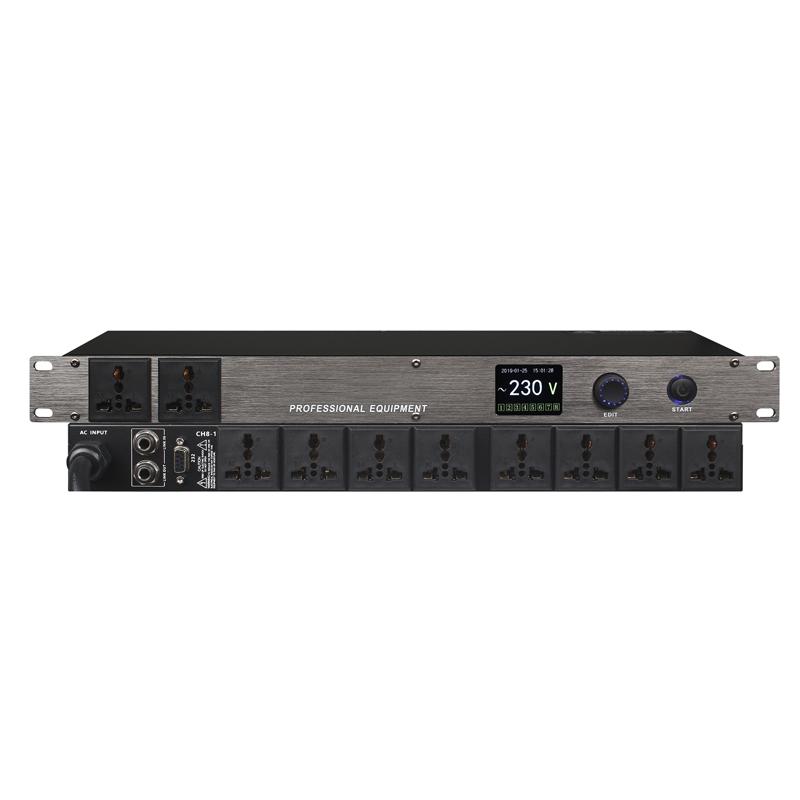 QI-6810Q 电源时序器