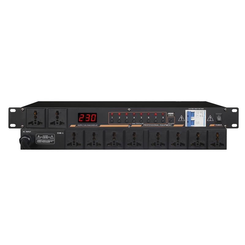 QI-6810 电源时序器