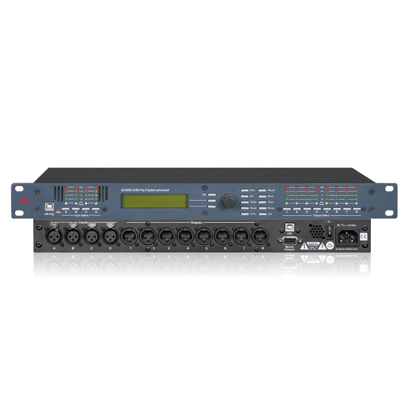 QI-6808 音频处理器