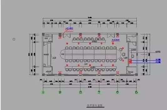 企业会议室音响系统设备及解决方案设计